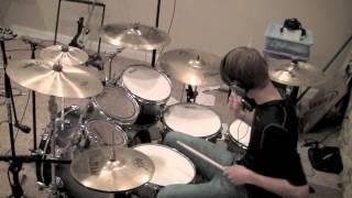 3 Doors Down - Kryptonite drum cover