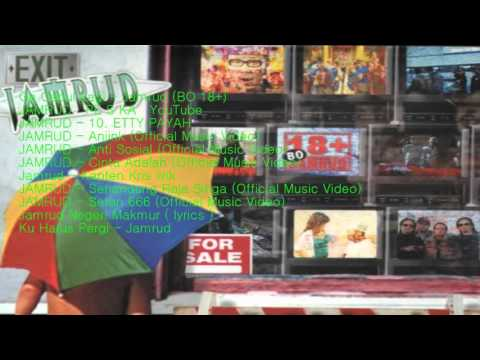 Jamrud - Album BO 18+