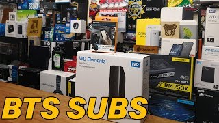 Reviews, Phones and More Sub Update Feb 2018