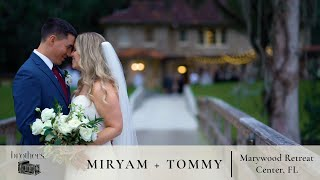 A story of the sweetest love and so many smiles | WEDDING HIGHLIGHT FILM | Marywood Retreat Center
