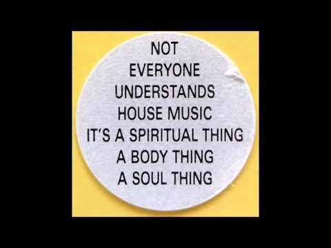 NOT EVERYONE UNDERSTANDS HOUSE MUSIC   (Set Tech House - Xavi 2017)