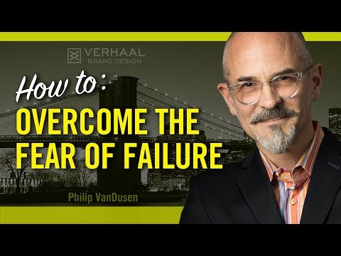 Fear of Failure - How To Overcome What's Holding You Back Mp3