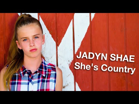 "Jason Aldean ""She's Country"" - Jadyn Shae Cover"