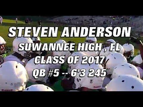 Freshman : Steve Anderson