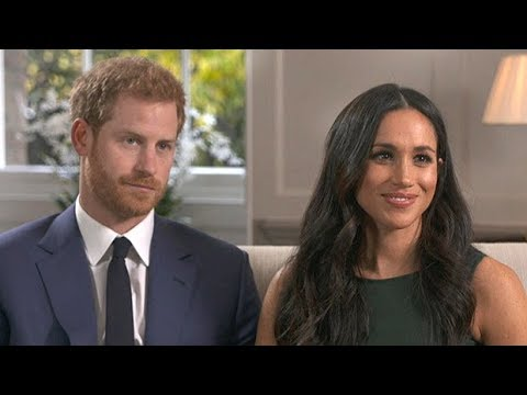 Prince Harry and Meghan Markle detail proposal and romance|