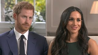 Prince Harry and Meghan Markle detail proposal and romance| First post-engagement Interview thumbnail