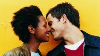 Interracial Dating Advice from Abiola Abrams with Diane Farr, Kissing Outside the Lines