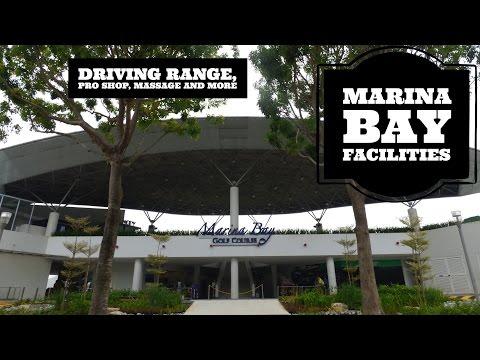 Marina Bay Golf Course, Singapore - Facilities Video
