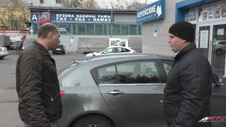 Отзыв владельца автомобиля Geely Emgrand EC7