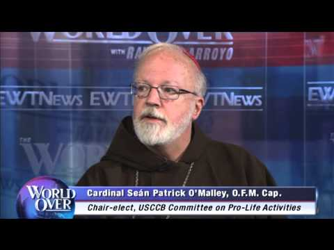 World Over - 2012-09-13 - Cardinal O'Malley EXCLUSIVE, Fr. Sirico, Ed Feulner with Raymond Arroyo