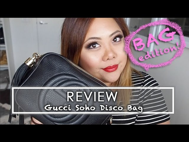8dbf04cd08c2 BAG REVIEW - Gucci Soho Disco Bag♡♡♡ | Fashion ... - With Loop ...