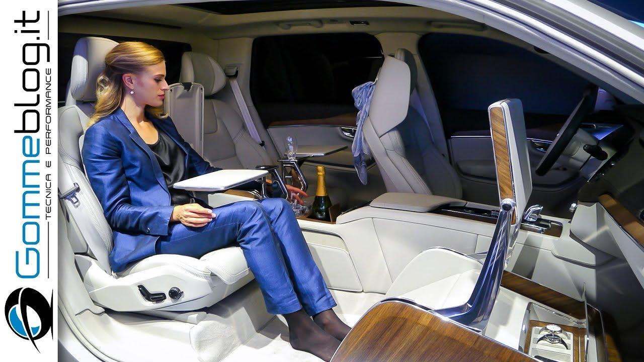 Volvo Xc90 Excellence 2019 Interior Youtube