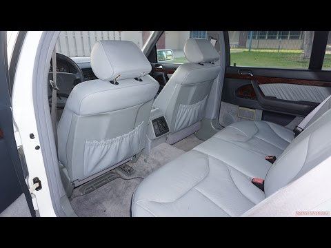 Mercedes Benz W140 Interior Review For Sale S500 S600 S420 Video