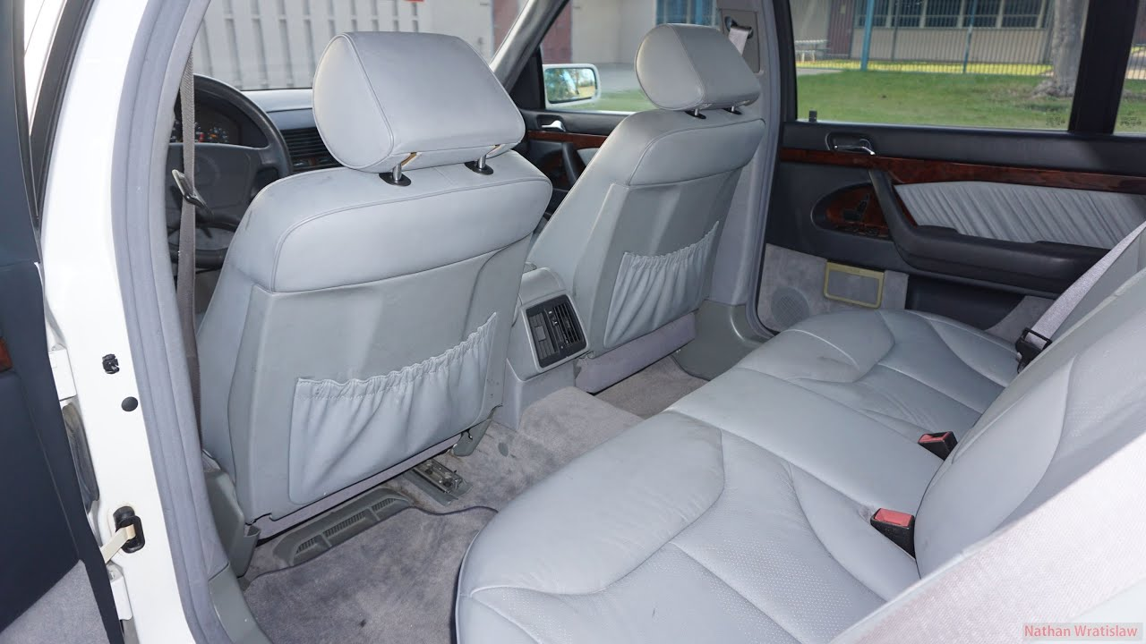 hight resolution of mercedes benz w140 interior review for sale s500 s600 s420 video