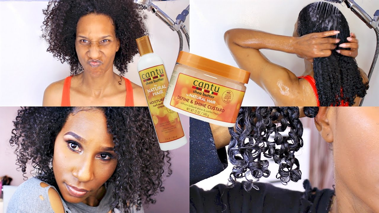 Wash Amp Go From Start To Finish Ft Cantu Curl Activator