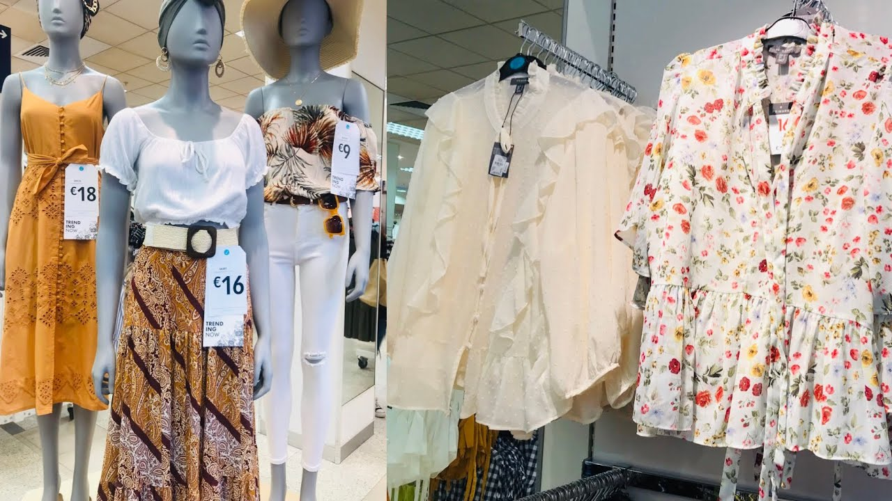 e340632d388 PRIMARK Womens Latest Fashion Wear MAY 2019/M Primark Lover - YouTube