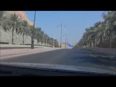 Drive to Muscat, Oman from Sharjah/Dubai