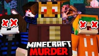 GLP & MAUDADO MÜSSEN STERBEN! ICH DARF MEINE ZUSCHAUER NICHT ENTTÄUSCHEN! ✪ Minecraft MURDER