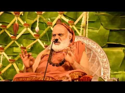 Sringeri Sharada Peetham Bharati Tirtha Swamy Tirupur Speech