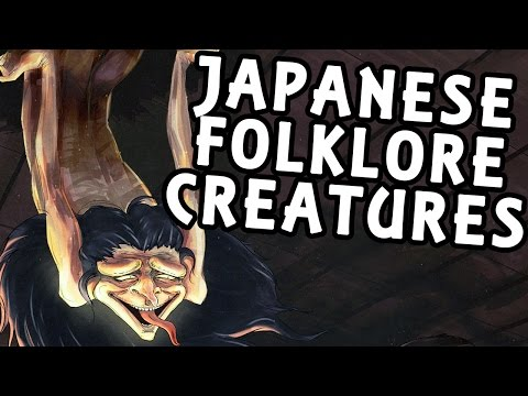 Top 5 Japanese Folklore Creatures