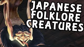 Five Japanese Folklore Creatures