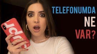 TELEFONUMDA NE VAR? | NASIL SHOP YAPIYORUM?