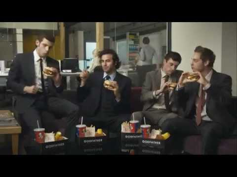 KFC Godfather Box Meal - The Don - 2012