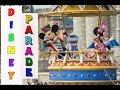 Disney Parade 2018 Magic Kingdom Mickey Mouse & Friends