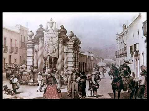 La antigua Ciudad de México