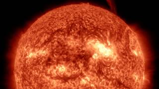 A timelapse of the Sun in 4K
