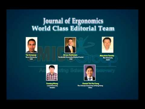 Ergonomics Journals OMICS Publishing Group