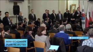 Mini-Schengen Plan Rejected: Visegrad 4 reject EU