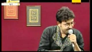Download Hindi Video Songs - Joy Bhattacharjee live -Jete jete pathe holo deri (R.D. Burman)Tara muzik mpg