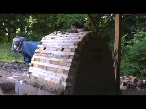 Building a Soda Kiln
