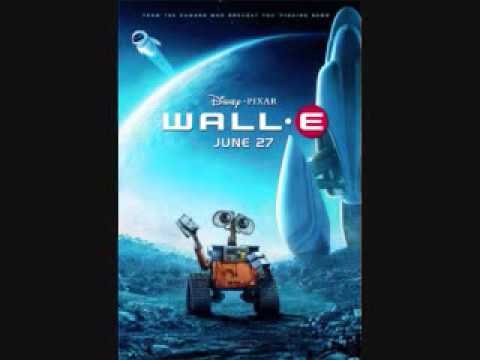 WALL•E Original Soundtrack  It Only Takes a Moment