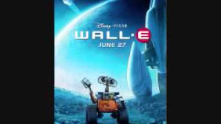 WALL•E Original Soundtrack - It Only Takes a Moment