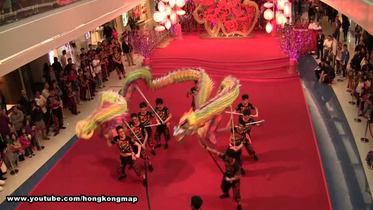 Uncategorized Chinese New Year Dance hong kong chinese new year 2013 dragon dance festival walk kwoks team
