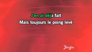Karaoké Ma philosophie - Amel Bent *