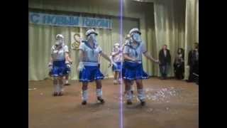 Бал маскарад с.Тецкань (Морячки)