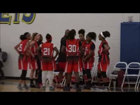 Lady Blazerz vs DFW Elite Houston 8th Grade 2017