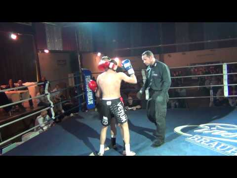 Stefan Weber vs. Andre Dahl - Fight Club Plauen 2014