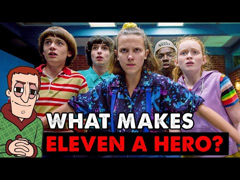 Top 3 Stranger Things TV Tropes: Eleven | 🎥 Movie Mavens Animated