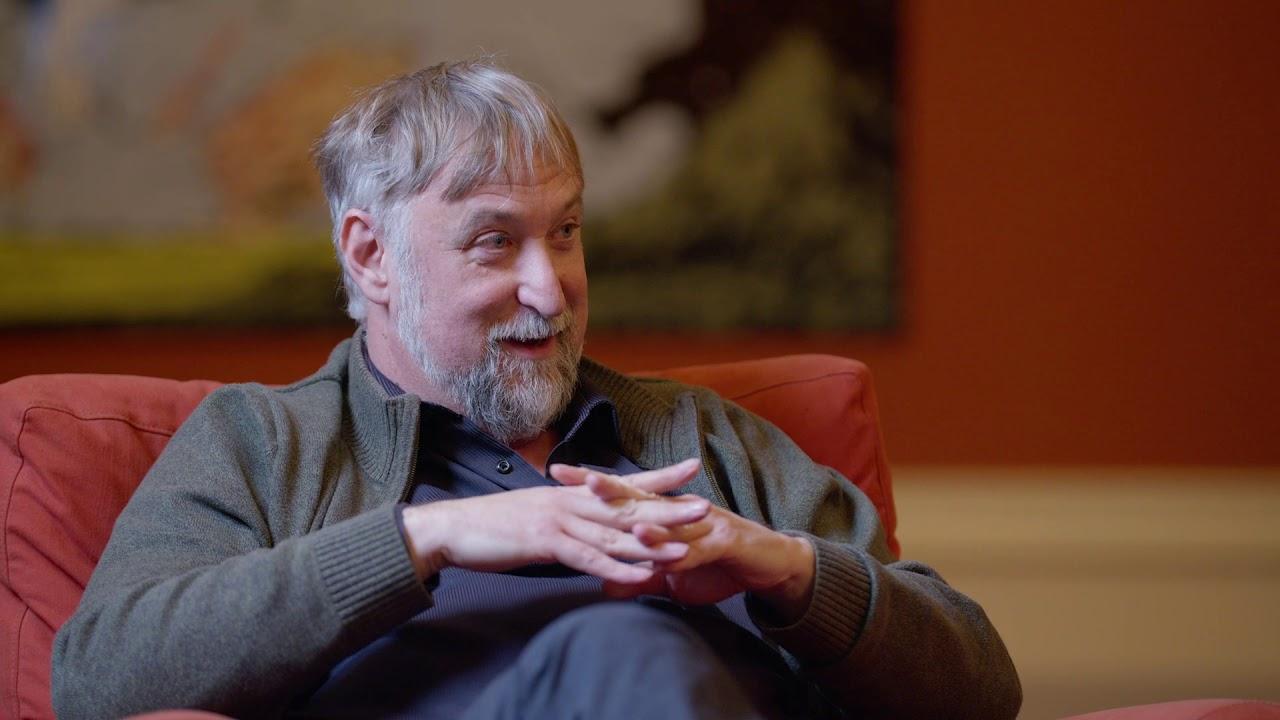 Ambassadeur voor de Vrede 2020 - Hans Claus - YouTube