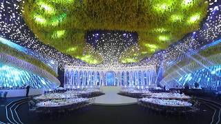 Watch This Wedding Planner Build His Own Wedding From Scartch !