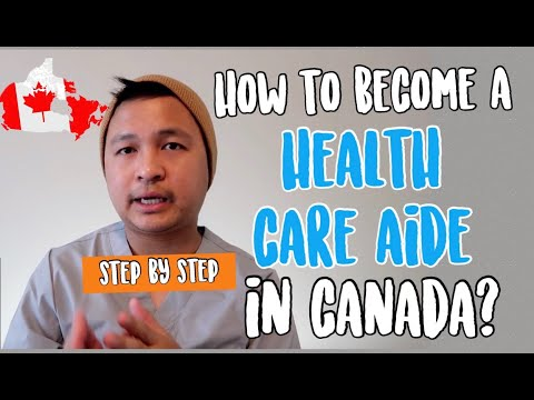 PAANO MAG APPLY AS HEALTH CARE AIDE SA CANADA/ HCA CHALLENGE EXAM FOR NURSES