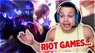 Professor Tyler1 on What's Wrong With League of Legends Ranked System... - LoL Daily Moments