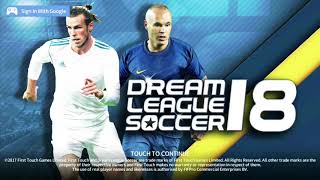 DREAM LEAGUE SOCCER 2018 |03/17/2018 | 2 goals in a row| Becoolchannel| Gameplay| First experience
