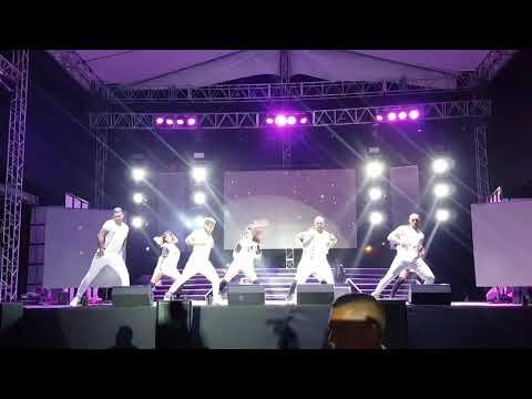 Coreografia - Como Antes by Wisin y Yandel - Grupo Latinos Ec Reina de Naranjal 2017