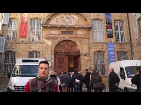 Aix-en-Provence, Francia, recorre con Charlie Rubio sus calles, su arte y conoce su historia.