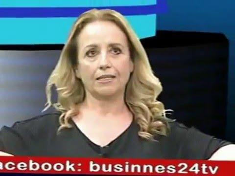 """La Snap Phone in diretta televisiva al programma """"Brainstorming"""" Business 24, la TV del lavoro."""